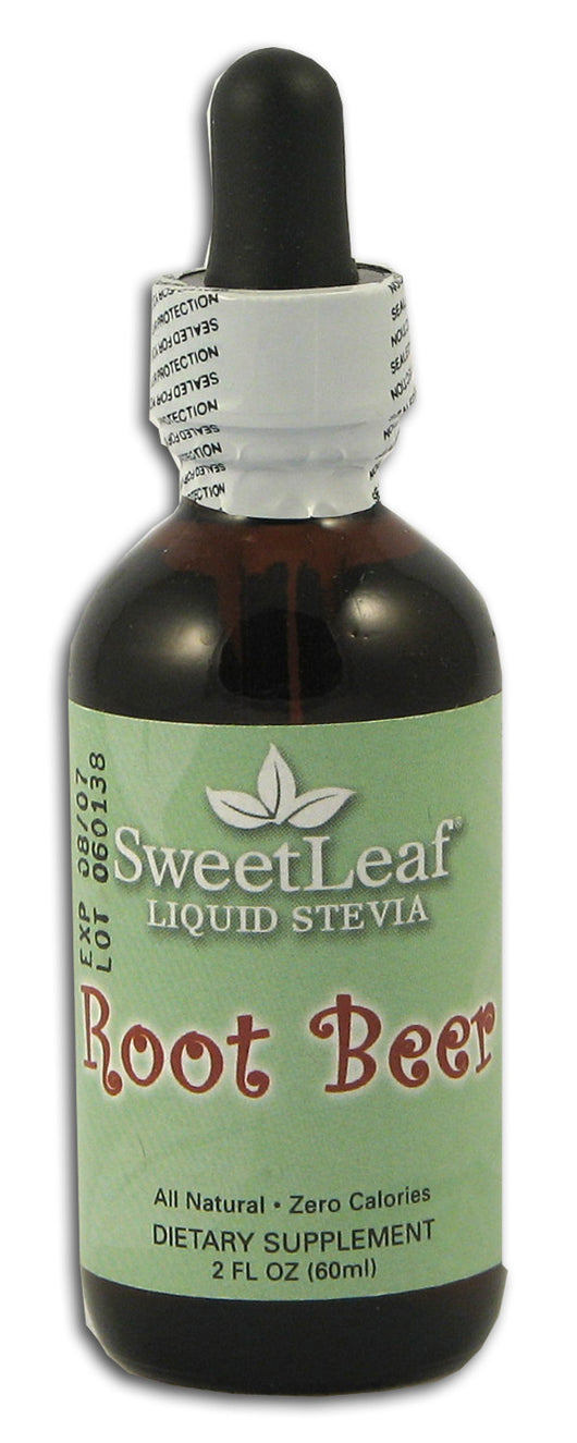 Stevia Clear Liquid, Root Beer