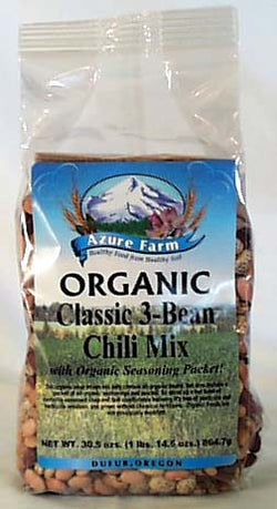 Azure Farm Classic 3-Bean Chili Mix
