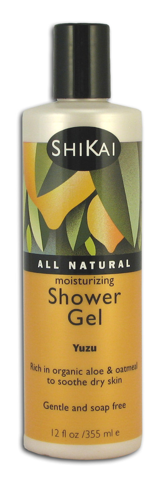 Yuzu, Shower Gel