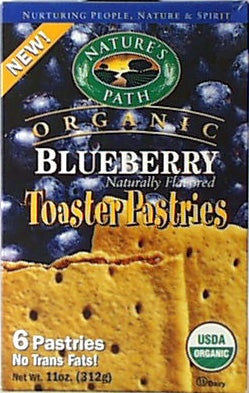 Toaster Pastries, Blueberry, Unfrost