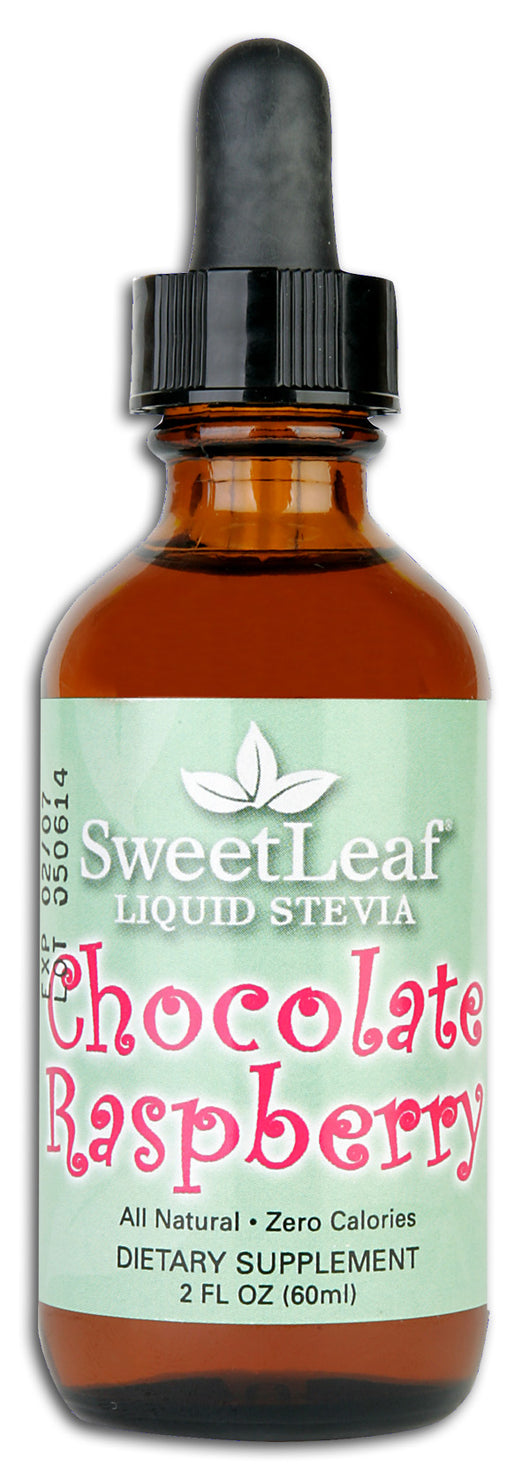 Stevia Clear Liquid, ChocRaspberry