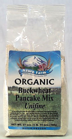Azure Farm Buckwheat Pancake Mix,Org