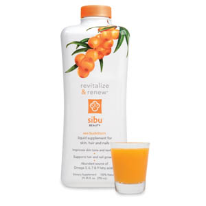 Seabuckthorn Liquid Drink