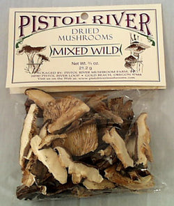 Pistol River Mixed Wild Mushrooms