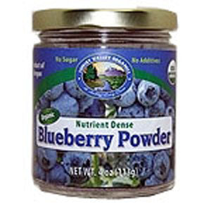 Blueberry Powder, Organic