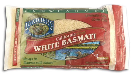 Basmati White Rice, Eco-Farmed