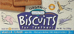 Vanilla Teeth Biscuit,Organic