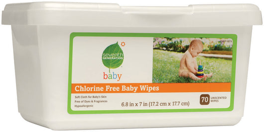SG Soft & Gentle Baby Wipes in Tub