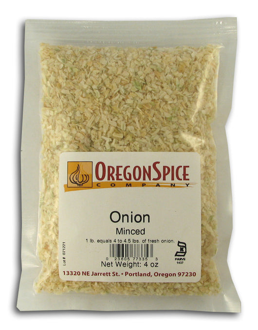 Onion, Minced