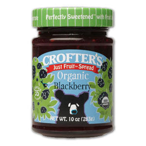 Blackberry Spread, Organic