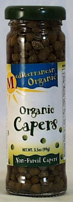 Whole Capers, Organic