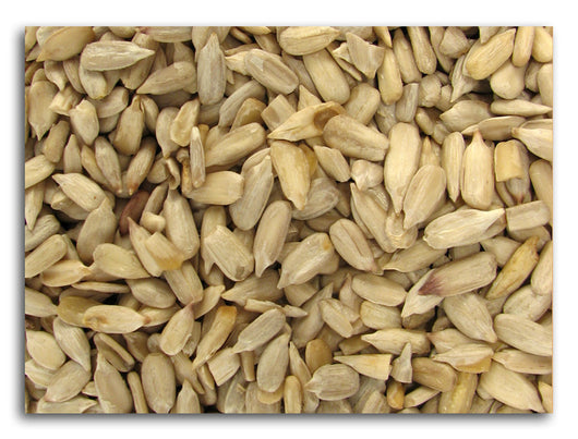 Sunflower Seeds, Raw, Organic, Domes
