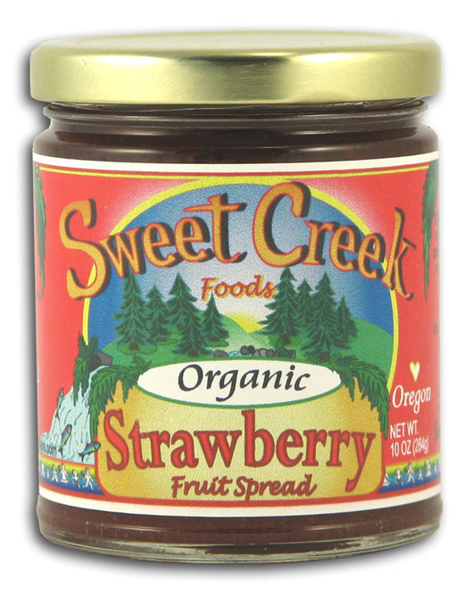Strawberry Fruit Spread - Organic