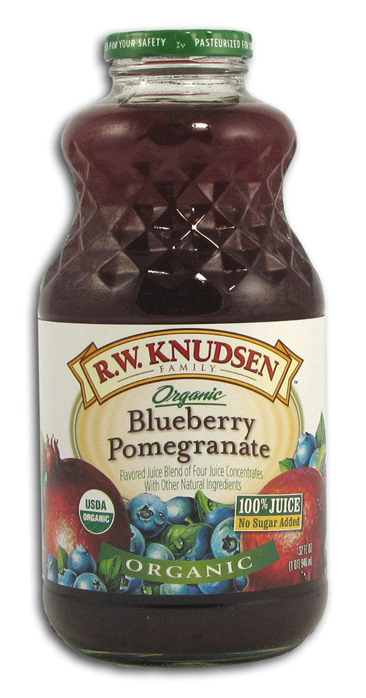 Blueberry Pomegranate, Organic