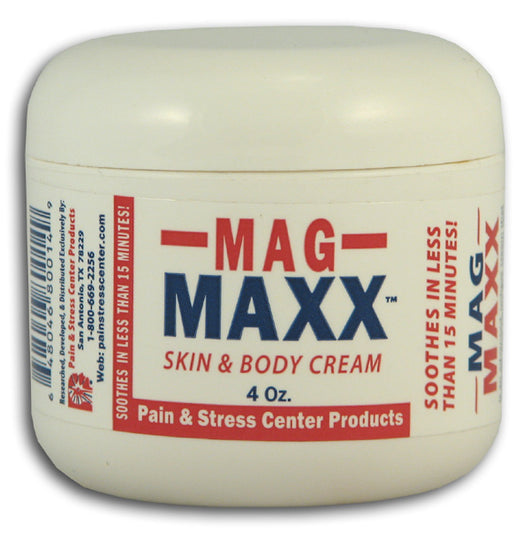 Mag MAXX Skin & Body Cream
