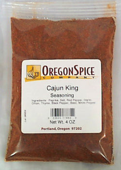 Cajun King Special Seasoning