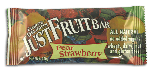 Strawberry Pear Bar