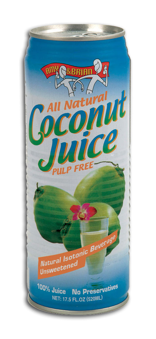 Young Coconut Juice, Pulp Free