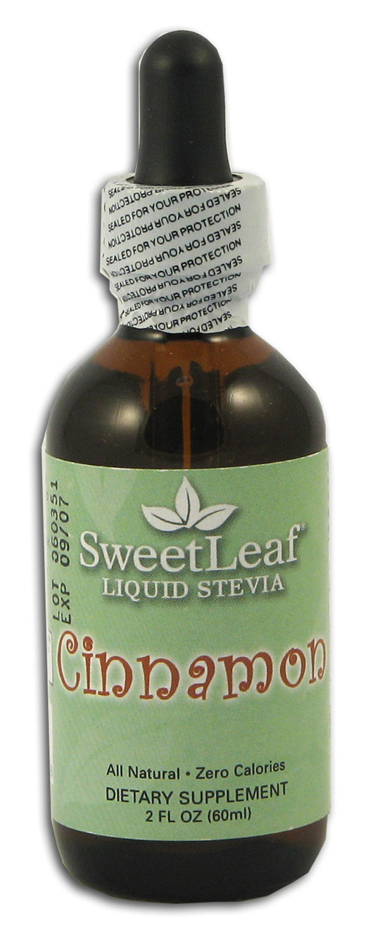 Stevia Clear Liquid, Cinnamon
