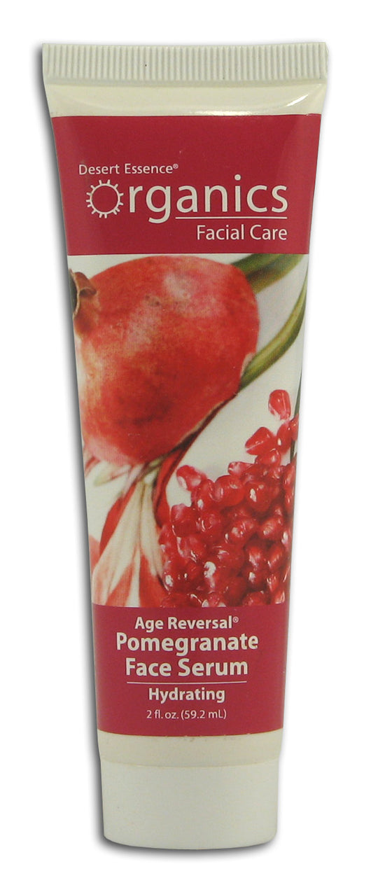 Pomegranate Face Serum, Organic