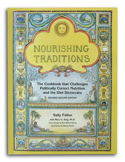 Nourishing Traditions, by Fallon