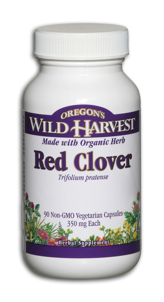 Red Clover, Organic