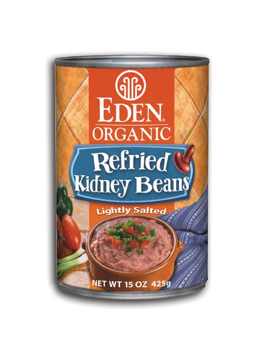 Refried Kidney Beans, Organic