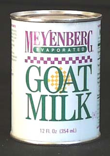 GOATS Milk Evaporated