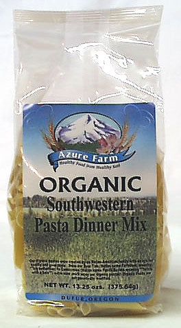 Southwestern Pasta Dinner Mix, Org