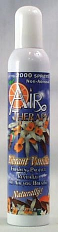 Air Therapy, Vibrant Vanilla