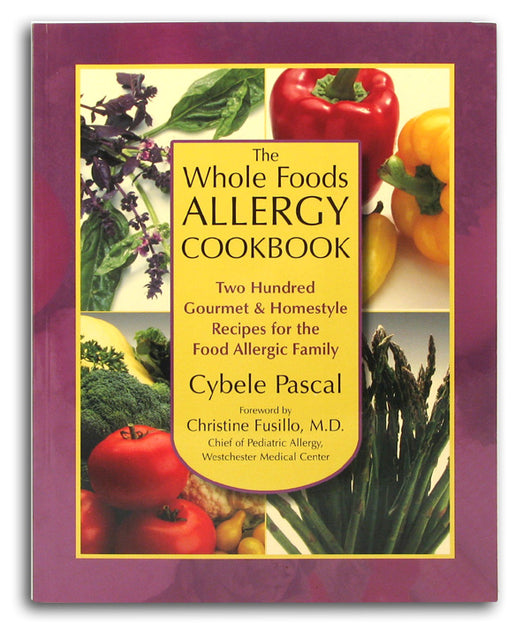 Whole Foods Allergy Cookbook, The