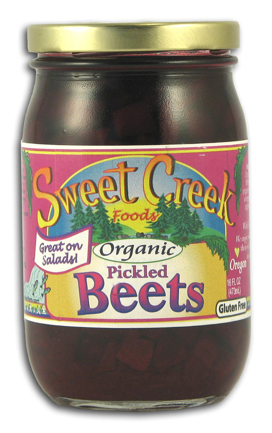 Pickled Beets, Organic