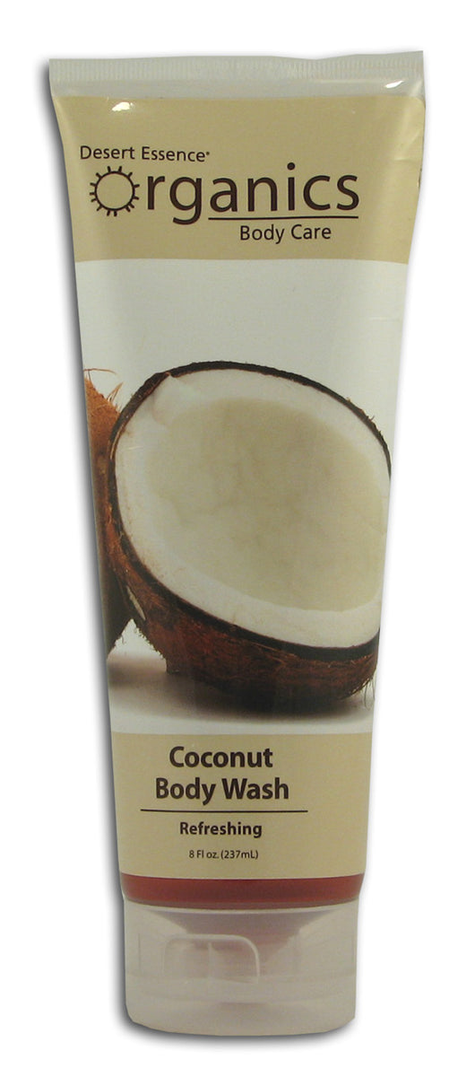 Coconut Body Wash, Organic