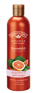 Grapefruit + Wild Ginger Shampoo