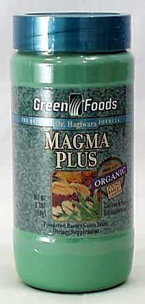 Green Magma PLUS*(Nat. Energy Drink