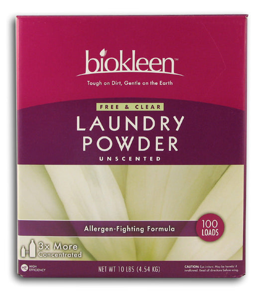 Free & Clear Laundry Powder