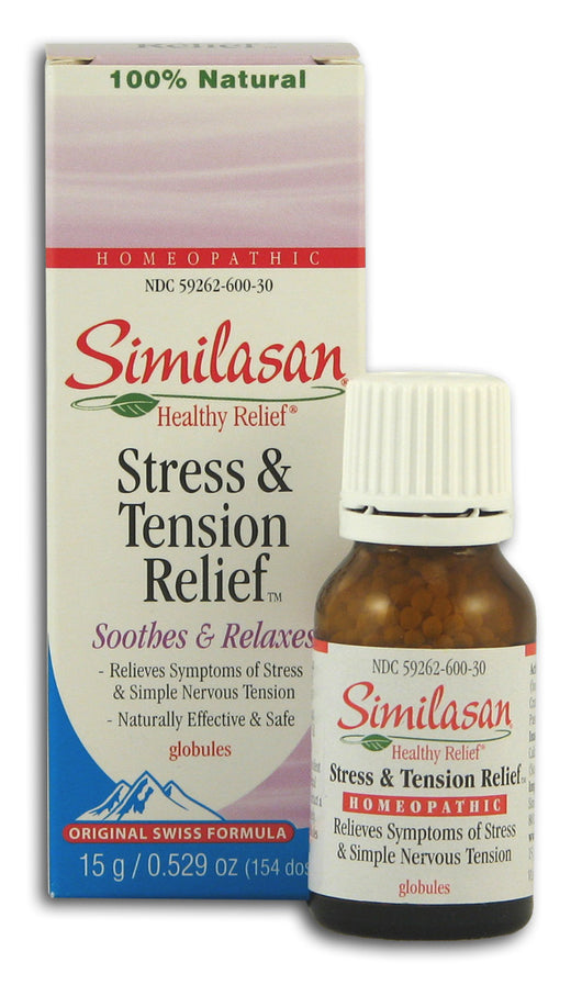 Stress & Tension Relief