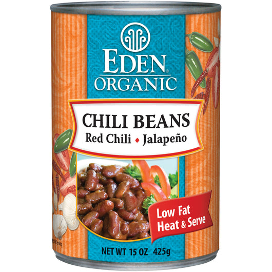 Chili Beans (dark red kidney), Organ