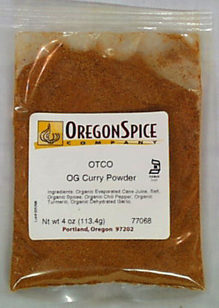 Curry Powder, Organic