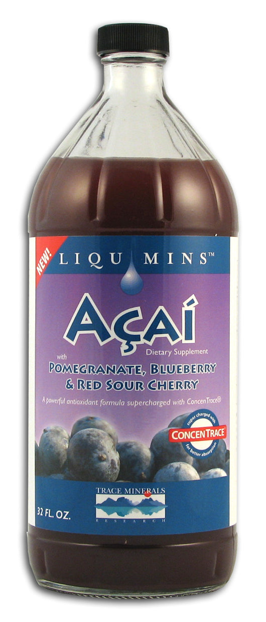Acai w/Pom, Blueberry & Sour Cherry