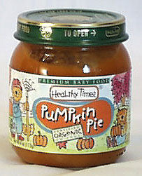 Pumpkin Pie, Organic