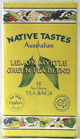 Lemon Myrtle Green Tea, Organic