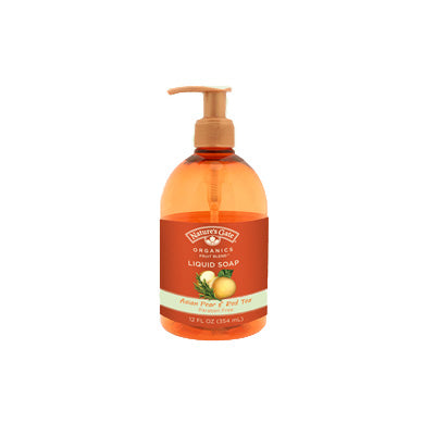 Asian Pear + Red Tea Liquid Soap