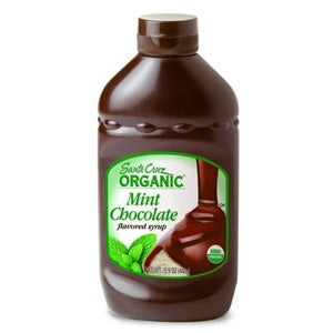 Mint Chocolate Syrup, Organic