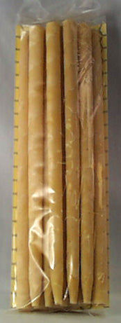 Beeswax Candles Herbal, 1/2