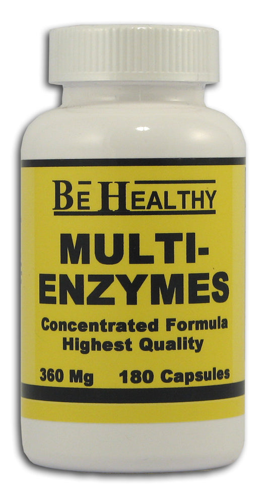Multi-Enzymes, 360 mg.