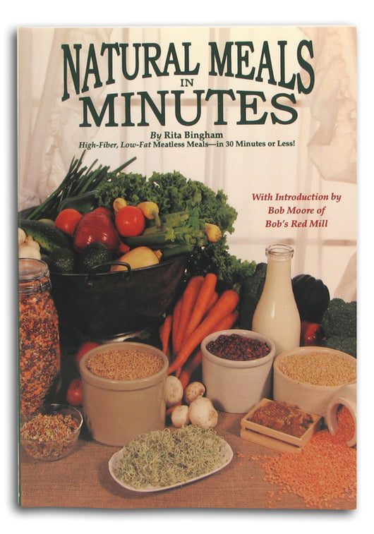 Natural Meals in Minutes, by Bingham