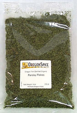 Parsley Flakes, Organic