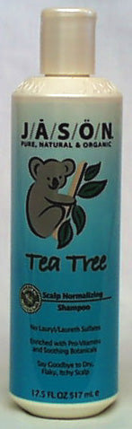Tea Tree Scalp Normalizing Shampoo