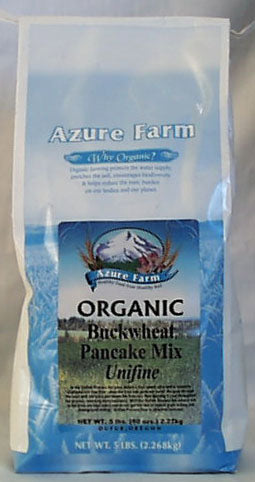 Buckwheat Pancake Mix, Organic